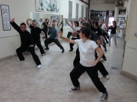 Seminario de Tai Chi Chuan Estilo Chen