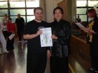 Maestro Zhan Zhi Guo
